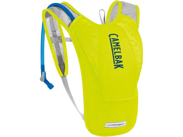 CamelBak HydroBak fietsrugzak 1,5L, safety yellow/navy